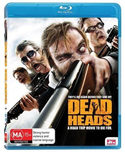 1 of 1 - Dead Heads (Blu-ray, 2012) COMEDY [Region B] NEW/SEALED