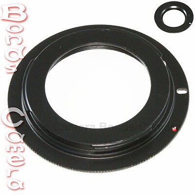M42 screw lens to Canon EOS EF Mount Adapter 7D II 70D 5D III 700D Rebel XSi T1i