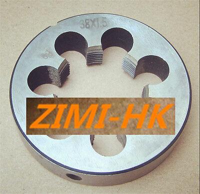 (1pcs) 37mm x 1.25 Right hand Thread Die M37*1.25 superior quality