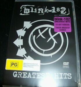 Blink 182 Greatest Hits Videos (Australian All Region) DVD