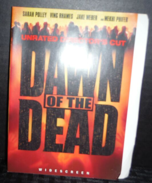 Dawn of the Dead: Directors Cut   DVD   Free shipping