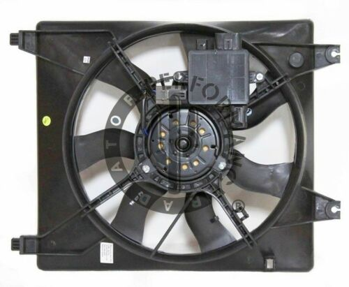 Engine Cooling Fan Assembly Performance Radiator 600720