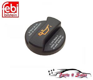 Audi Volkswagen Engine Oil Filler Cap FEBI 026 103 485 NEW