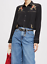 New-Top-Shop-Black-Rodeo-Studded-Embroidered-Shirt-Cowgirl-RRP-39-Now-14-99 thumbnail 9