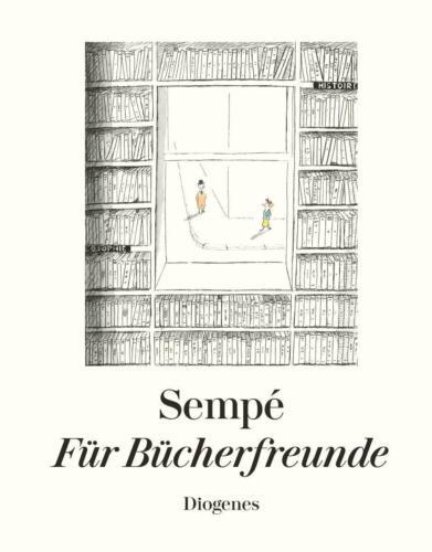 1 von 1 - Sempé - Für Bücherfreunde /3