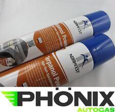 2x Normfest Terpanol Power High-Tech Spezialreiniger Klebstoffentferner 400 ml
