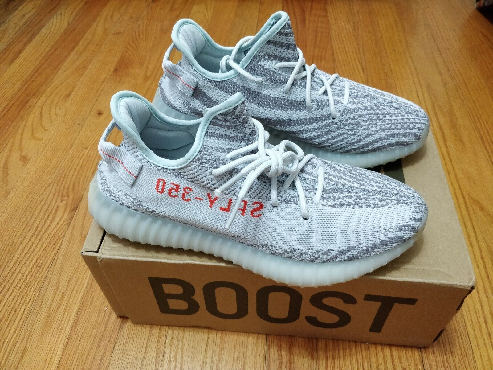 best service 8a0ad 487b0 adidas Yeezy Boost 350 V2 Blue Tint 10