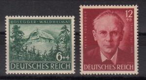 DEUTSCHES-REICH-Mi-855-856-Satz-postfrisch-asnehen-MW-2-1O-77-FZA-86-1