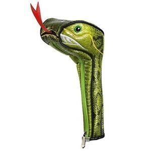 NEW-LIMITED-Cobra-Serpent-Golf-Driver-Head-Couvre-un-Couvre-bois-pour-460cc-Drivers