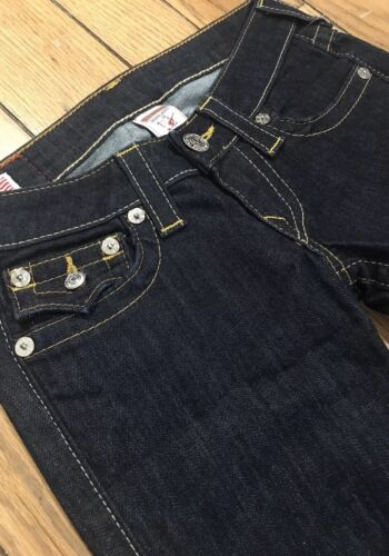 Billy Basse Dark Stretch Straight Women Religion 25x32 True Jeans Taille Taille 6OqEHSZ