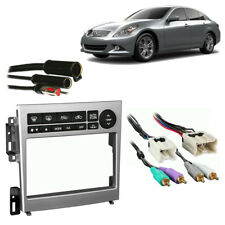 Metra 95-7605 Turbo2 Interface System Double DIN for 2005-2007 Infiniti G35