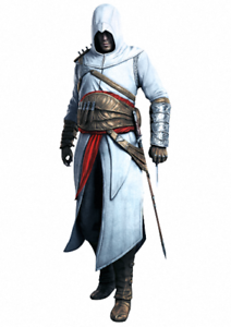 Assassin S Creed Altair Ibn La Ahad Vinyl Wall Sticker Various