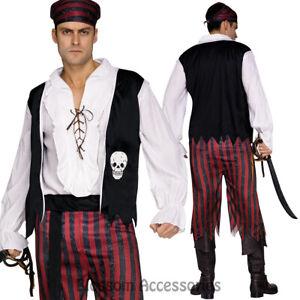 CL781-Pirate-Man-Swashbuckler-Carribean-Buccaneer-Halloween-Fancy-Dress-Costume