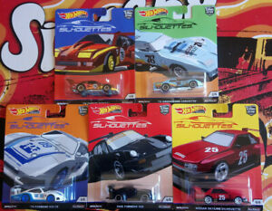Hot-Wheels-Car-Culture-Silhouettes-Choise-Choix-lot-ou-a-l-039-unite-N32
