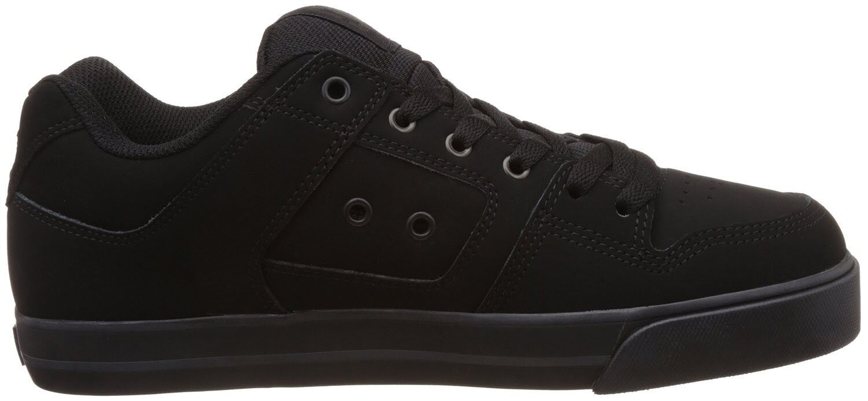 dc noir pur / pirate noir (blp) chaussures logo pour hommes 300660 logo chaussures noir navigation rapide ceacbe