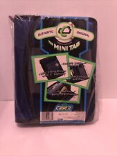 Case It Mini Tab 3 Ring Binder Pockets 1 Capacity Zip Closure Choose Color