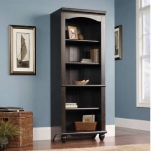 Tall Narrow Bookcase Home Living Room
