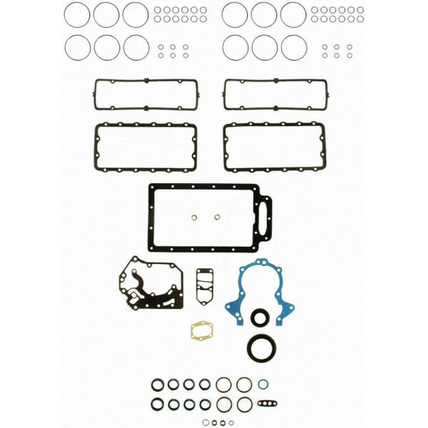 FS8177S Felpro Set Full Gasket Sets New for Chevy Chevrolet Corvair 1965-1969