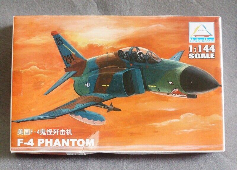 Military Aircraft Assembly Model 1:144 SE SAAB AJ-37 VIGGEN Fighter 80407
