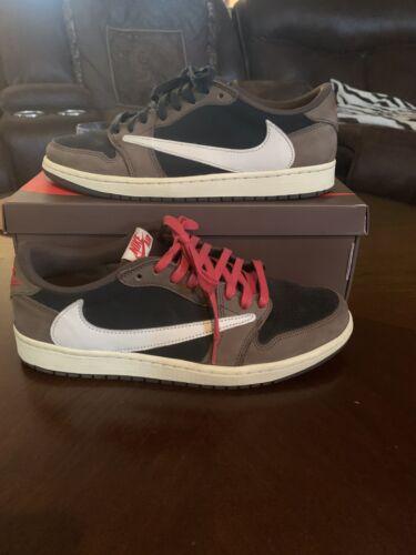 *Authentic* Nike Air Jordan 1 Retro Low OG SP Trav