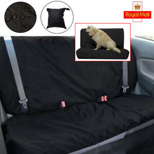 Heavy Duty Water Resistant Car Rear Back Seat Cover Pet