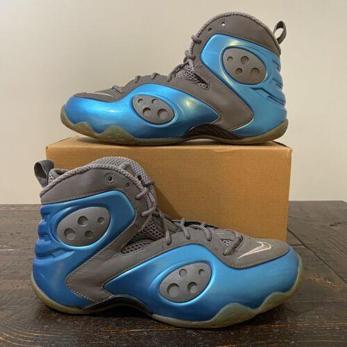Nike Zoom Rookie 'Dynamic Blue' Size 9.5 Foamposit