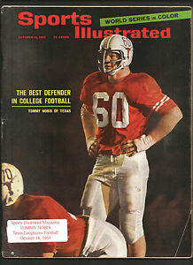 Image is loading 1965-Sports-Illustrated-TOMMY-NOBIS-The-Best-Defender- 8a85dd672