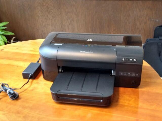 hp officejet 6100 printer