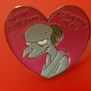 Simpsons-Pin-Mr-Burns-Smithers-PC-Show-Cartoon-Enamel-Metal-Brooch-Badge-Lapel