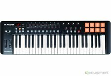 M-Audio Oxygen 49 Clavier Midi USB Ultra- Leggera - 4nd Generation - Nouveau