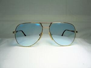 MONB-eyeglasses-Aviator-gold-plated-frames-men-039-s-women-039-s-ultra-vintage-rare
