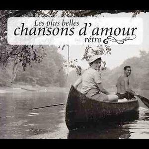 Various Artists Les Plus Belles Chansons D Amour R Tro New Cd 3596971986025 Ebay