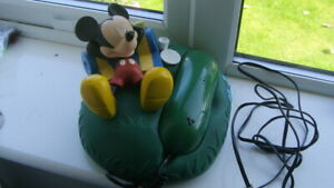 RETRO-MICKEY-MOUSE-PICNIC-TELEPHONE-MYBELLE-105-MODERN-WIRING-UNTESTED-LOOK