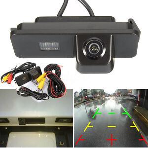 Telecamera-posteriore-Retrocamera-Per-VW-Polo-2C-Bora-Golf-MK4-MK5-MK6-Beetle