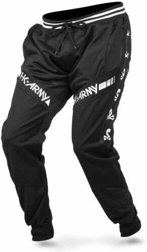 "Black Large 30-34/"" HK Skull Details about  /HK Army Paintball TRK Jogger Pants"