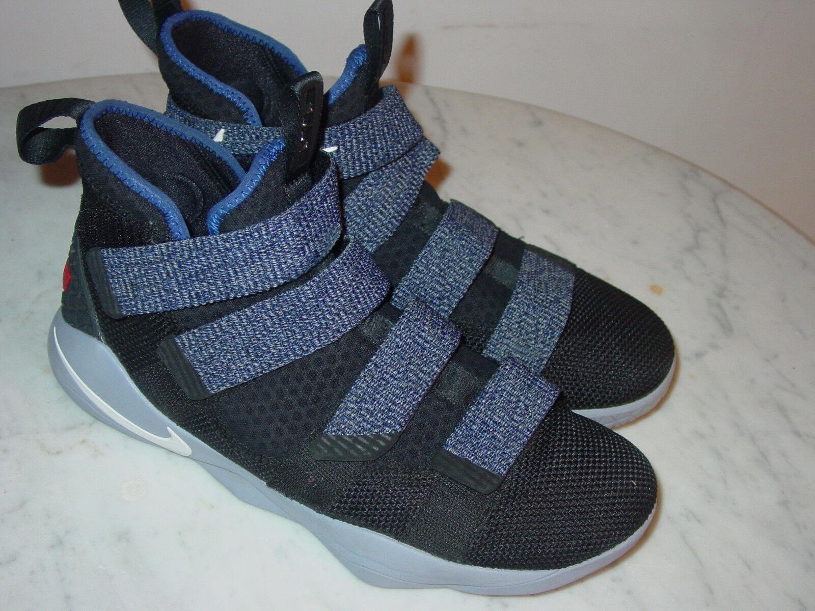 quality design dc9e0 4c00c 2017 Nike Lebron Lebron Lebron Soldier 11 Glacier Grey ...