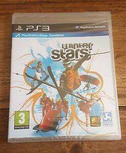WINTER STARS Jeu Sur Sony PS3 Playstation 3 Neuf Sous Blister VF