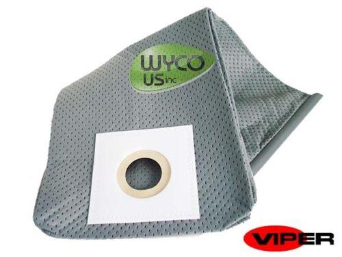6E DUST CLOTH VACUUM BAG VIPER CUDA 2600 COMMERCIAL VACUUM CLEANER VA51067
