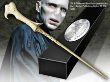 Harry Potter Bacchetta Magica - Magic Wand Lord Voldemort NOBLE COLLECTIONS