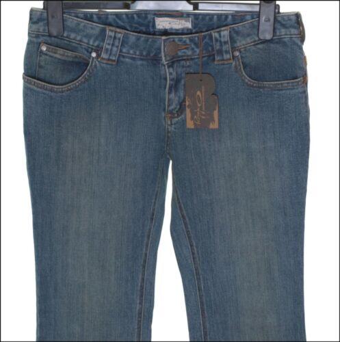 Neuf Jeans L33 Célibataire Femmes Avec Étiquette Uk10 W28 Oakley Extensible rRnArTq