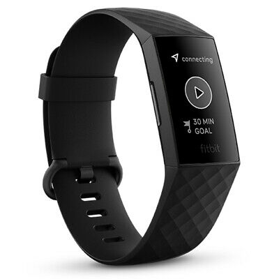 Details about  Fitbit Charge 4 Advance Fitness Tracker + GPSBlack