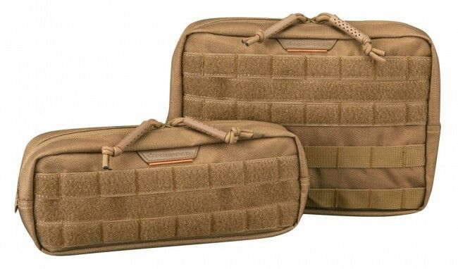 PROPPER U. C.2 Packung Assault Set Molle Beutel Kojote Kojote Kojote Braun 48975e