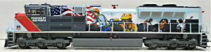 ATHEARN GENESIS ATHG0111 UNION PACIFIC SD70ACE #1111 (POWERED BY OUR PEOPLE) HO