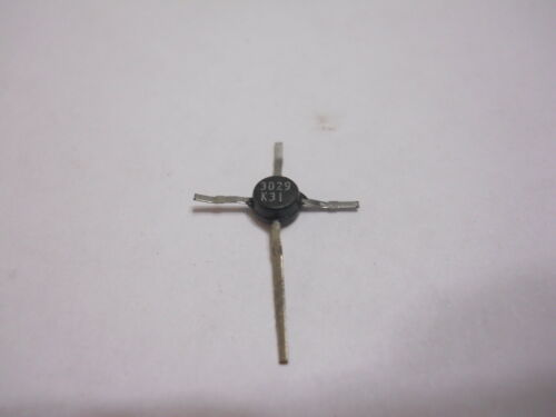 2SC3029 Si NPN Bi Polar UHF//Microwave Transistor QTY 5 ea O1
