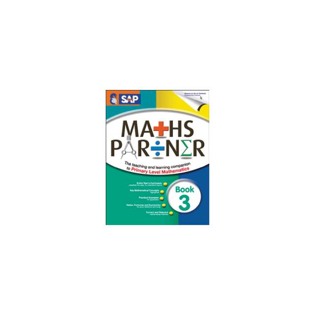 Maths Partner Book  Year 3