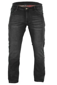 BUSA-Bikers-Gear-99-Stretch-Motorcycle-Aramid-Protective-Lining-CE-Armour-jeans