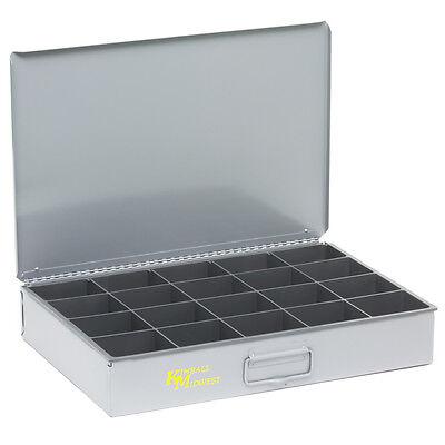 Durham 206-95-D939  Steel Parts Storage Drawer, Large, 20-compartments