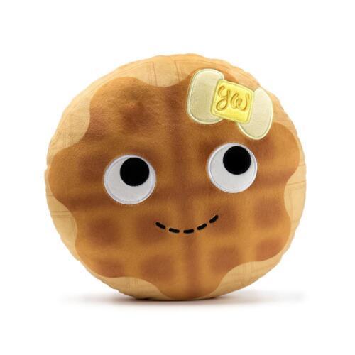 "Kidrobot Yummy World Wendy Waffle Medium 10/"" Peluche-Neuf avec étiquettes"
