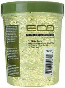 ECO-Styler-Oliva-massimo-Blocco-alcol-libero-Styling-Gel-946ML