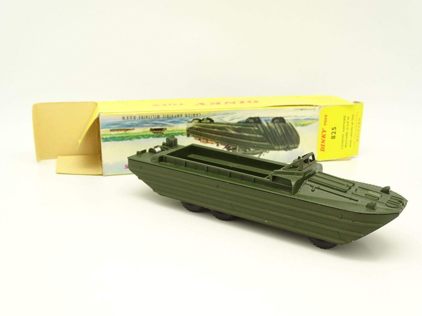 Dinky Spielzeug Frankreich Frankreich Frankreich Militär 1 43 - GMC DUKW Amphibie 825 065075